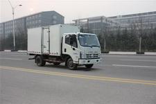 时代汽车国四单桥厢式运输车102-118马力5吨以下(BJ5043XXY-B1)