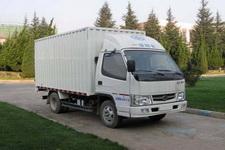 一汽红塔国四单桥厢式运输车82-88马力5吨以下(CA5040XXYK11L1E4J-1)