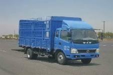 飞碟奥驰国四单桥仓栅式运输车87-102马力5吨以下(FD5040CCYW10K)