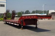 华宇达14.5米27.8吨4轴低平板半挂车(LHY9404TDPA)