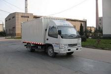 一汽红塔国四单桥厢式运输车82-88马力5吨以下(CA5040XXYK11L1E4J)
