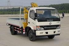 东风牌EQ5040JSQ型随车起重运输车图片