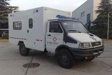 依维柯越野救护车(NJ2054XJHG)