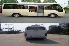 楚风牌HQG6603EA4型客车图片2