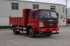 福达单桥自卸车国四140马力(FZ3040-E41)