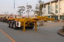 通华8.5米35吨3轴集装箱运输半挂车(THT9403TJZA)