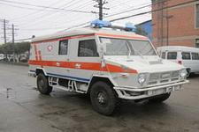依维柯越野救护车(NJ2044XJHJ)