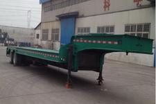骏强15米30.1吨4轴低平板半挂车(JQ9403TDP)
