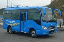 东风牌EQ6606LT1型客车图片