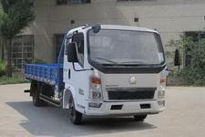 豪沃国四单桥货车99马力3吨(ZZ1067D3414D165)