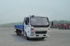 豪沃国四单桥货车113马力5吨(ZZ1087D3414D180)