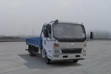 豪沃国四单桥货车99马力3吨(ZZ1067D3415D165)