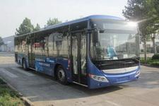 11.7米 10-40座宇通混合动力电动城市客车(ZK6120CHEVPG1)