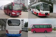 楚风牌HQG6750EA4型客车图片2