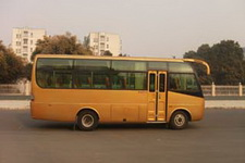 楚风牌HQG6750EA4型客车图片3