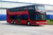 12米|40-63座安凯双层城市客车(HFF6120GS01C)