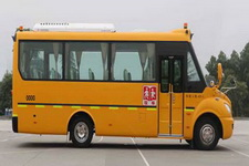 东风牌EQ6661ST1型幼儿专用校车图片2