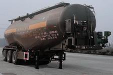 云台牌XLC9403GFL型低密度粉粒物料运输半挂车图片