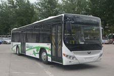 12米 10-42座宇通混合动力电动城市客车(ZK6125CHEVPG1)