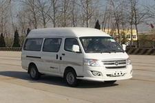 福田牌BJ6546B1DWA-X5型轻型客车图片