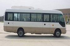 金旅牌XML6770J18C型城市客车图片4