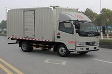 东风凯普特国四单桥厢式运输车109-131马力5吨以下(DFA5080XXY39DBAC)
