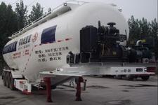 云台牌XLC9401GFL型低密度粉粒物料运输半挂车图片