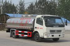 東風多利卡8方鮮奶運輸車