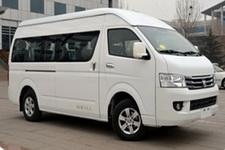福田牌BJ6549B1PXA-EE型轻型客车图片