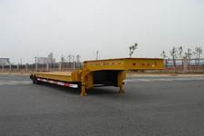 通华16米27.7吨4轴低平板半挂车(THT9408TDPA)