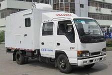 航天牌SJH5041XFY型防疫车图片