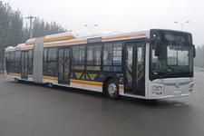 蜀都牌CDK6182CA1R型铰接城市客车图片