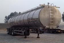 骏强牌JQ9400GNY型鲜奶运输半挂车图片