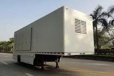 上元牌GDY9180XZS型展示半挂车图片