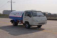 WFA5040ZLJF型金银湖牌自卸式垃圾车图片