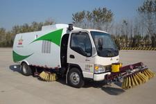 华环牌TSW5073TXS型洗扫车图片