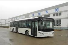 12米|10-41座开沃混合动力城市客车(NJL6129HENV)
