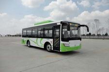 黑龙江牌HLJ6850HY型城市客车