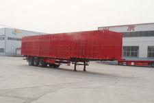 远东汽车13.5米31.5吨3轴厢式运输半挂车(YDA9403XXY)