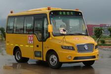 金旅牌XML6551J18XXC型小学生专用校车图片2