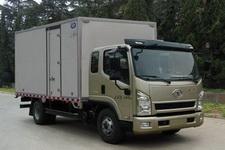 解放牌CA5094XXYPK26L3R5E4型厢式运输车图片