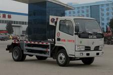 程力威牌CLW5070ZXX4型车厢可卸式垃圾车
