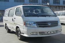 福田牌BJ6516B1DDA-XA型轻型客车图片