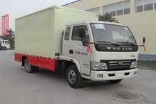 白鸟牌HXC5040XSH型售货车图片