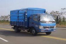 飞碟奥驰国四单桥仓栅式运输车122-132马力5吨以下(FD5046CCYW18K)