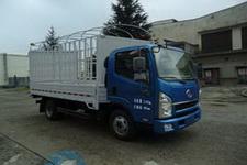一汽红塔国四单桥仓栅式运输车116-129马力5吨以下(CA5044CCYPK26L2E4)