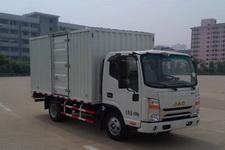 江淮帅铃国四单桥厢式运输车120-131马力5吨以下(HFC5040XXYP73K2B4)