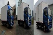 解放牌CA5044XXYPK26L2E4型厢式运输车图片