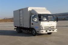 飞碟奥驰国四单桥厢式运输车109-129马力5吨以下(FD5046XXYW63K)