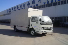 白鸟牌HXC5043XWT型舞台车图片